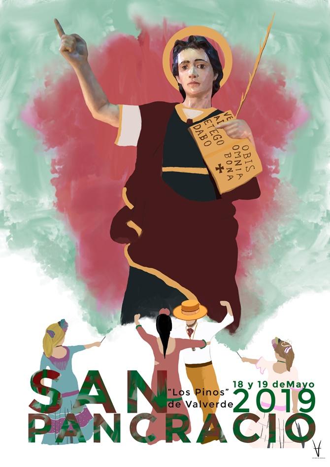 Cartel San Pancracio 2019