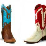 Pisa fuerte este otoño con tus botas texanas